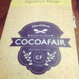 95% Dark Couverture from CocoaFair